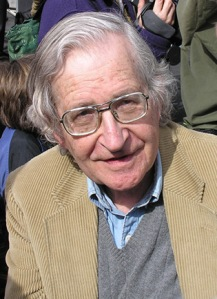 World's top public intellectual Noam Chomsky
