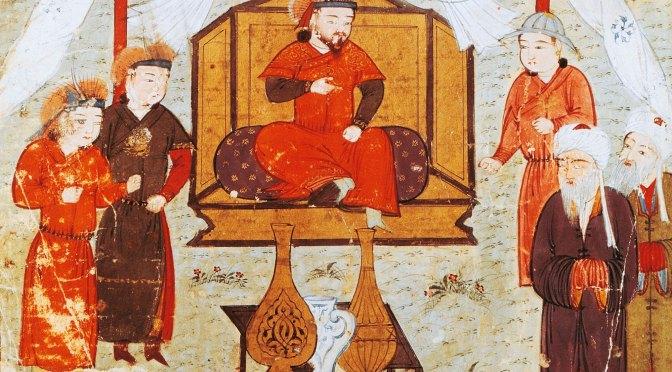 বাগদাদবিনাশী হালাকু খান