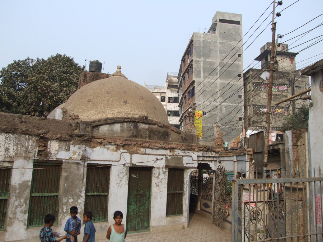Binot_Bibi_mosque_in_Old_Dhaka